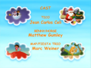 Dora the Explorer Episode 99 2008 Credits 2