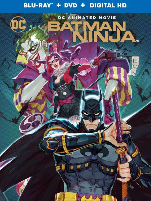 Batman Ninja (2018)