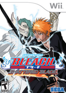 Bleach Shattered Blade 2007 Game Cover.PNG