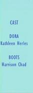 Dora the Explorer Episode 60 2003 Credits 1