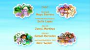 Dora the Explorer Episode 149 2013 Credits 2