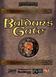 Baldur's Gate 1998 Game Cover.PNG