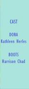 Dora the Explorer Episode 85 2005 Credits 1