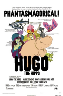 Hugo the Hippo 1976 Poster.PNG