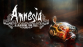 Amnesia A Machine for Pigs 2013 Steam Store Page Cover