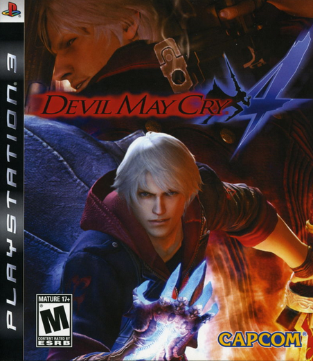 Devil May Cry 4 (2008)