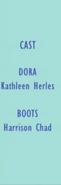 Dora the Explorer Episode 78 2004 Credits 1