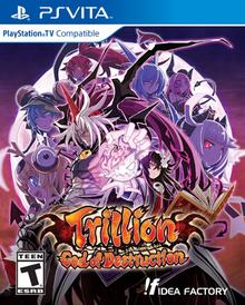 Trillion God of Destruction 2016 Game Cover.png