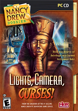 Nancy Drew Dossier: Lights, Camera, Curses! (2008)