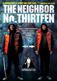 The Neighbor No. Thirteen 2006 DVD Cover.PNG