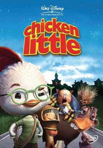 Chicken Little 2005 English Voice Over Wikia Fandom
