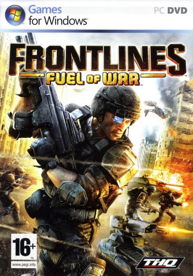 Frontlines: Fuel of War (2008)