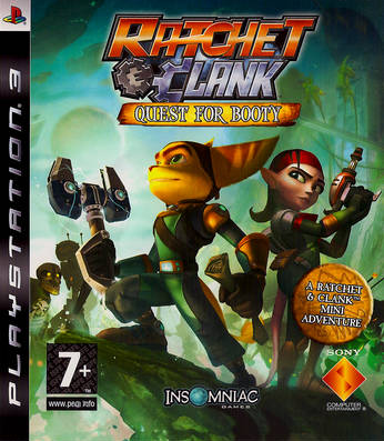 Ratchet & Clank Future: Quest for Booty (2008)