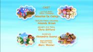 Dora the Explorer Episode 142 2012 Credits 2