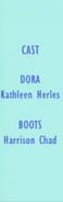Dora the Explorer Episode 37 2002 Credits 1