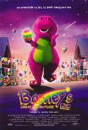 Barneys Great Adventure 1998 Poster