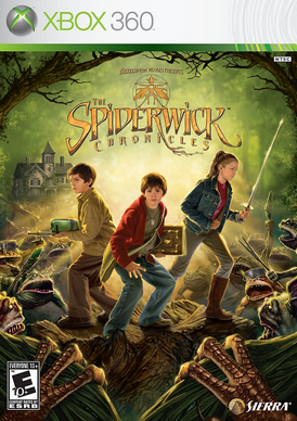 The Spiderwick Chronicles (2008 Video Game)