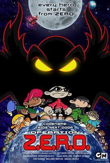 Codename: Kids Next Door: Operation: Z.E.R.O. (2006)