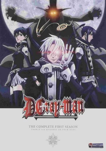 D.Gray-man (2009)