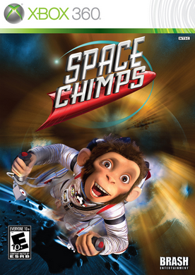 Space Chimps (2008 Video Game)