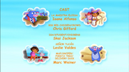 Dora the Explorer Episode 133 2012 Credits 2