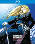 Fullmetal Alchemist Brotherhood Part Three 2010 Blu-Ray Cover