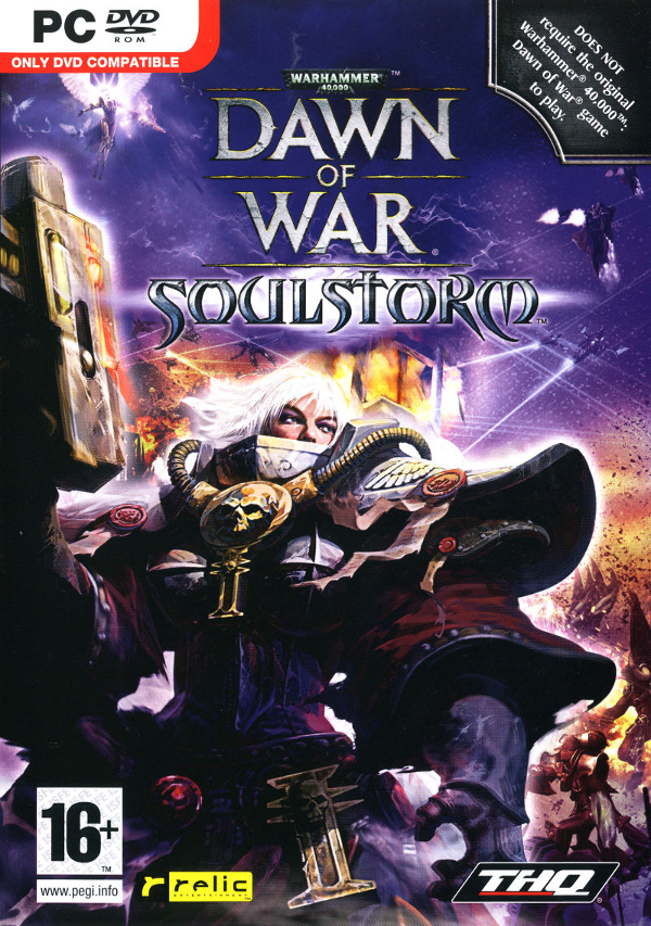 Warhammer 40,000: Dawn of War: Soulstorm (2008)