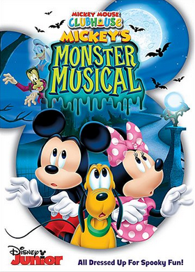 Disney Mickey Mouse Clubhouse: Mickey's Monster Musical (2015)