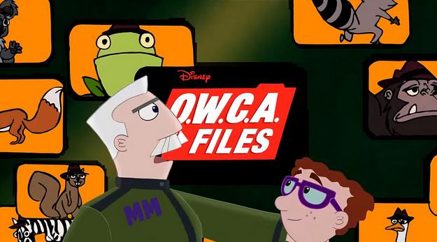 Disney O.W.C.A. Files (2015)