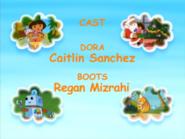Dora the Explorer Episode 105 2008 Credits 1
