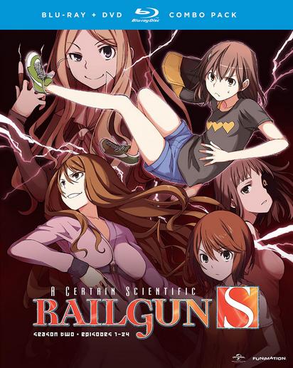 A Certain Scientific Railgun S (2014)
