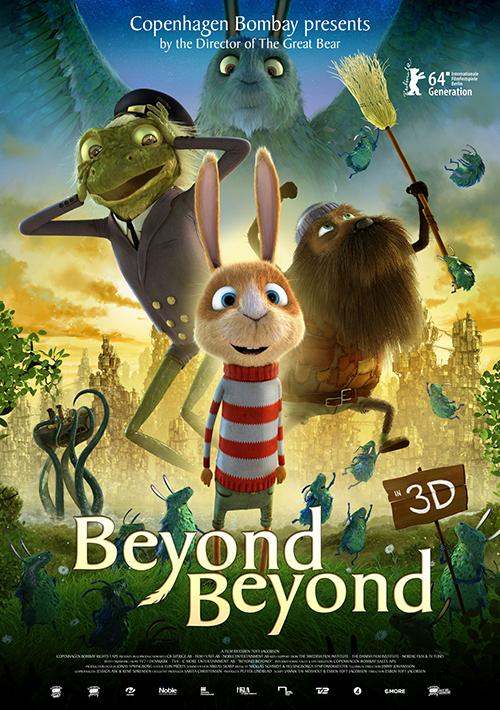 Beyond Beyond (2016)
