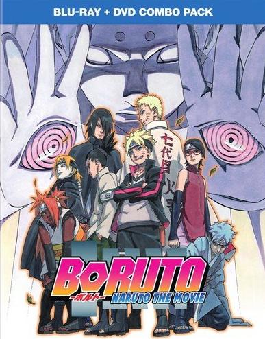 Boruto: Naruto the Movie (2017)