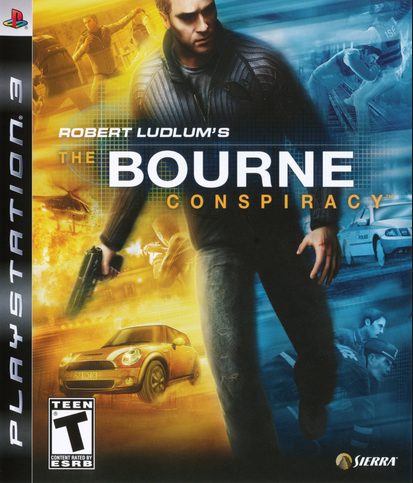 Robert Ludlum's The Bourne Conspiracy (2008)