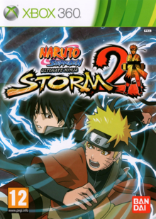 Naruto Shippuden Ultimate Ninja Storm 2 2010 Game Cover.PNG