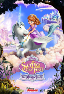 Disney Sofia the First The Mystic Isles 2017 Poster.PNG