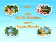 Dora the Explorer Episode 108 2009 Credits 1