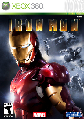 Iron Man (2008 Video Game)