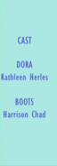 Dora the Explorer Episode 77 2004 Credits 1