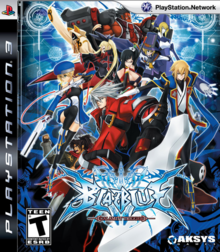 BlazBlue Calamity Trigger 2009 Game Cover.PNG