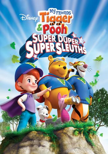 Disney My Friends Tigger & Pooh: Super Duper Super Sleuths (2010)