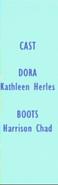 Dora the Explorer Episode 30 2002 Credits 1