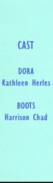 Dora the Explorer Episode 22 2001 Credits 1