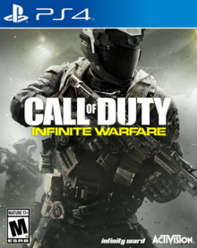 Call of Duty Infinite Warfare 2016 Game Cover.PNG
