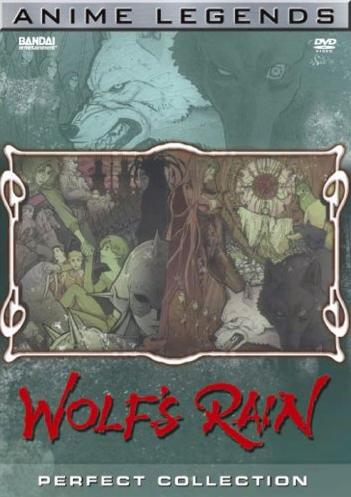 Wolf's Rain (2004)