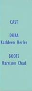 Dora the Explorer Episode 56 2003 Credits 1
