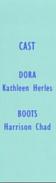 Dora the Explorer Episode 21 2001 Credits 1