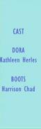 Dora the Explorer Episode 81 2005 Credits 1