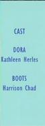 Dora the Explorer Episode 68 2003 Credits 1