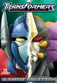 Transformers Robots in Disguise 2001 DVD Cover.PNG